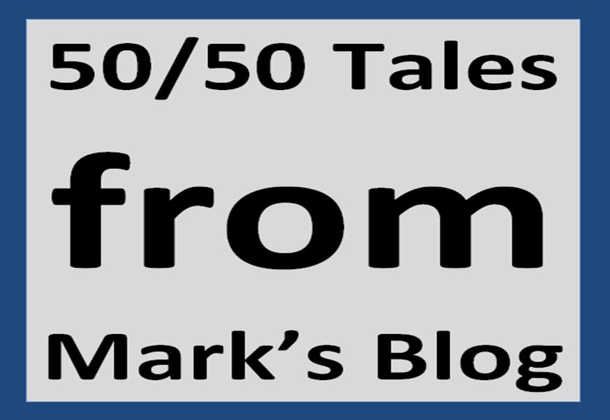 Mark's Blog