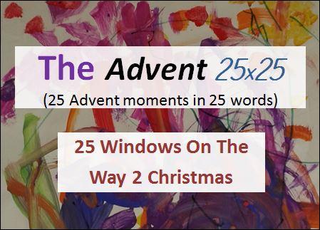 Advent 25